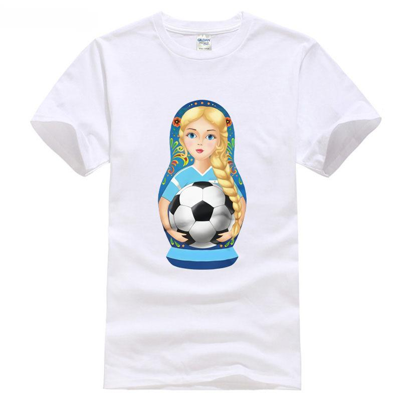 24390b337d4 2018 Latest Men Argentina T Shirt Fashion World Footballer Cup 2018 Short  Sleeve T Shirt Hip Hop Novelty T Shirts Men S Brand Clothing Quirky T Shirt  ...