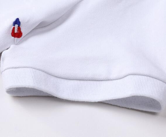 2018 estilos homens tees camiseta de Algodão de Verão Cobra Floral bordado moda de Manga Curta t shirt Homens Marca T-shirt Dos Homens de Luxo camisa polo t