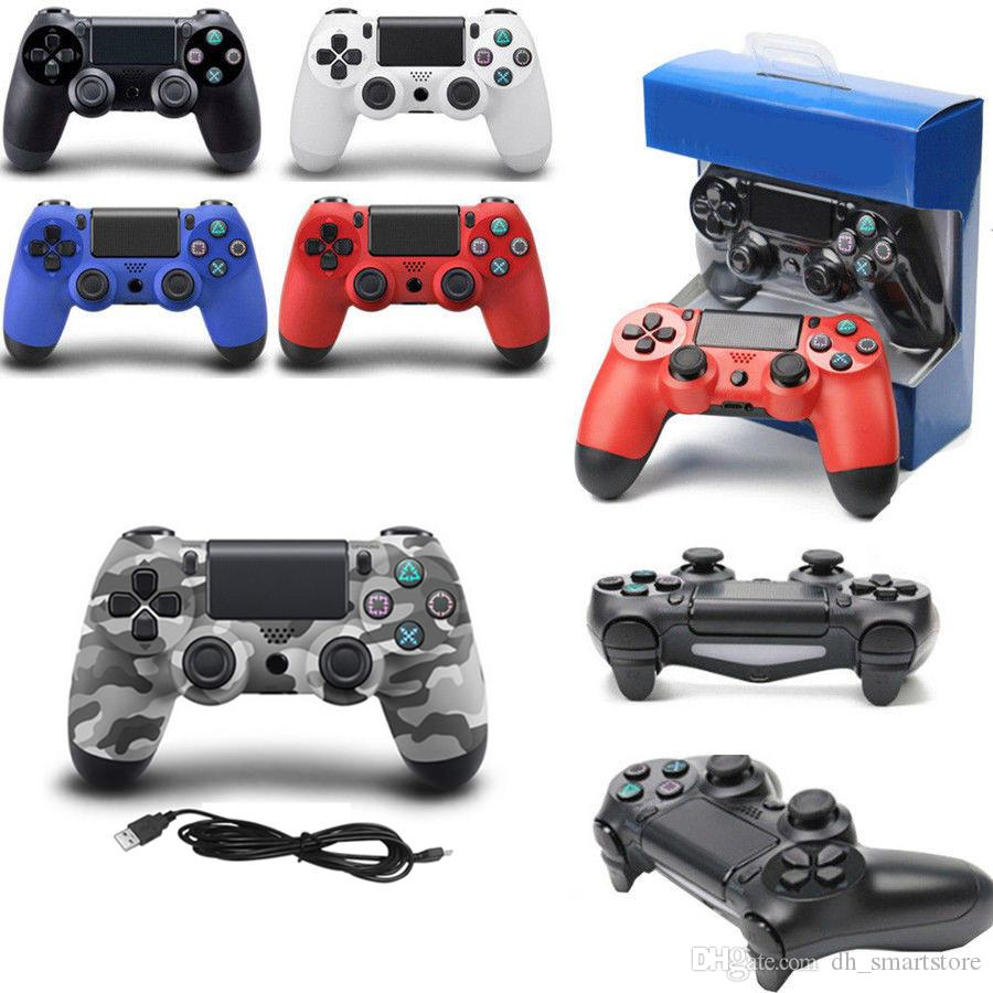 For Ps4 Usb Wired Connection Game Gamepad Controller 2.4ghz For ...