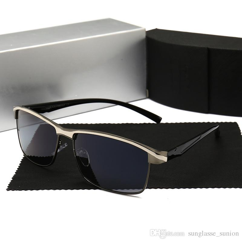 7e896f4772 2018 Brand Audi New Men S Polarized Sunglasses Driving Glasses Sun Glasses  Big Fashion 551 4 Colours With Case Knockaround Sunglasses Sunglases From  ...