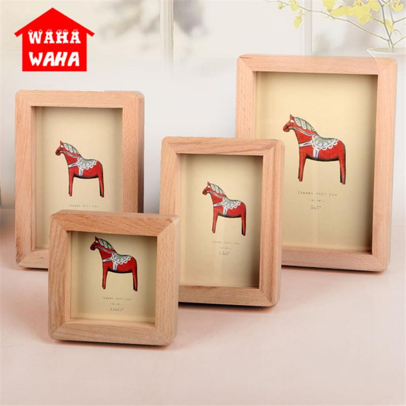 2018 2018 Newest High Quality European Style Solid Wood Photo Frame