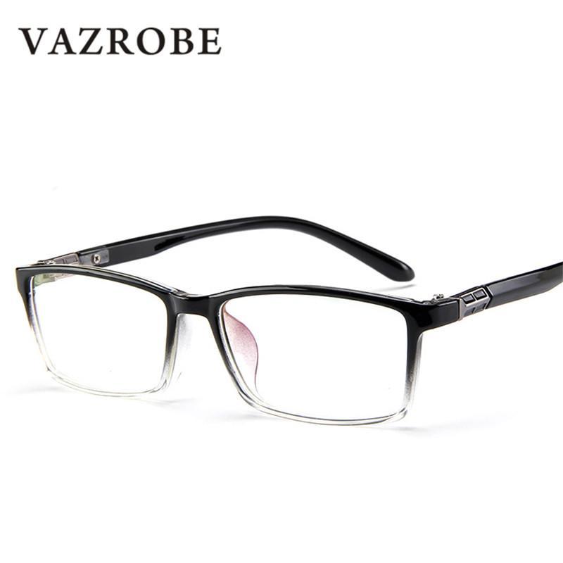 Compre Vazrobe Pequeno Estreito Óculos De Armação Das Mulheres Dos Homens  Óculos De Lente Clara Óculos De Prescrição Para Homem Miopia Dioptria Ponto  Óptico ... e03eefd783
