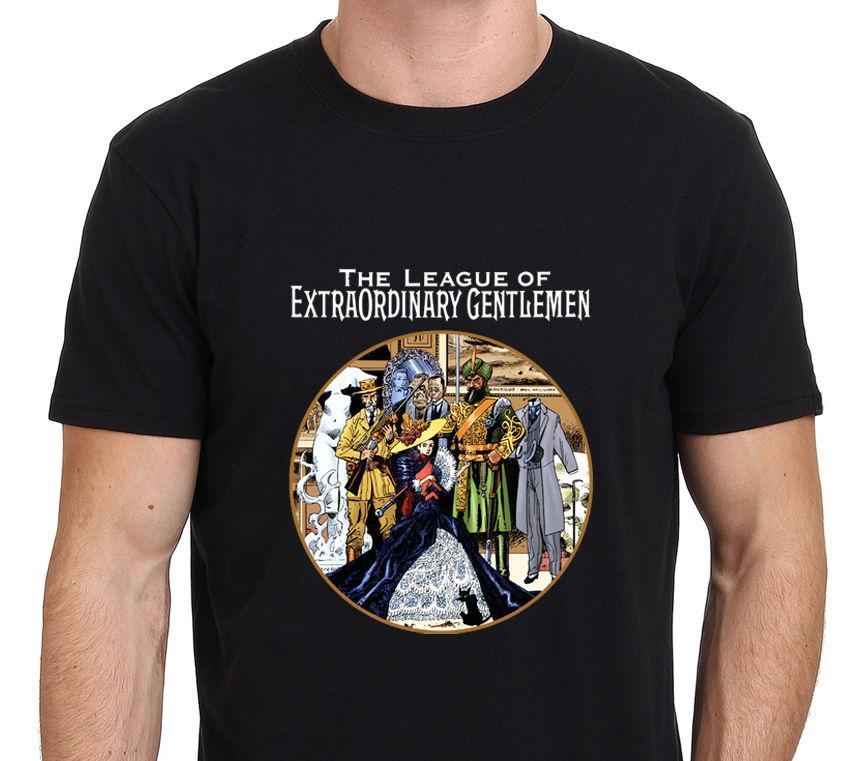 Außergewöhnlichen Comic Großhandel Liga Herren Der T Shirt Größe qwZw7