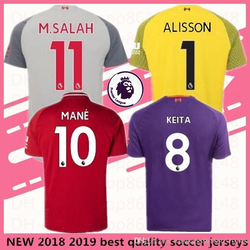 abbigliamento calcio Liverpool 2019