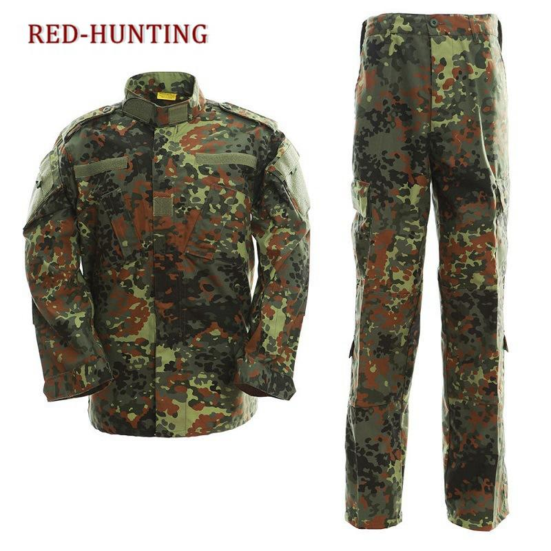 2019 German Digital Camo Tactical Special Force Uniform Shirt And Pants  Outdoor Sports Army Paintball BDU Uniform From Kuyee f2ad9b73dbd