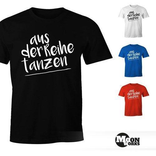 2e2f48794edaeb Herren T Shirt Mit Spruch Aus Der Reihe Tanzen Tanzen Party Techno  Moonworks Funny Unisex Casual Tee Gift T Shirt Online T Shirt Designer From  Tee spirit