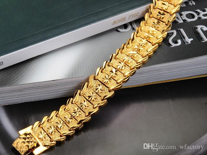 1bd721a813b 2019 Gold Tone Mens Bracelets Metal Men Luxury Designer Bracelet Gold  Chains For Men Hip Hop Jewelry Pulseras Bracciali From Wfactory, $6.1 |  DHgate.Com