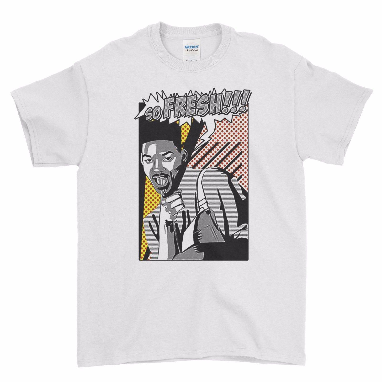 0fcb95bfc99e 90 S Fresh Prince Wholesale Discount Hipster Will Smith Boys Men T Shirt  Top Tee Cartoon Hip Hop Shirt Design T Shirts Casual Cool Hilarious T Shirts  ...