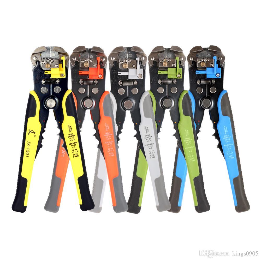 2018 Multi Tool Cable Wire Stripper Automatic Wire Crimper Crimping ...