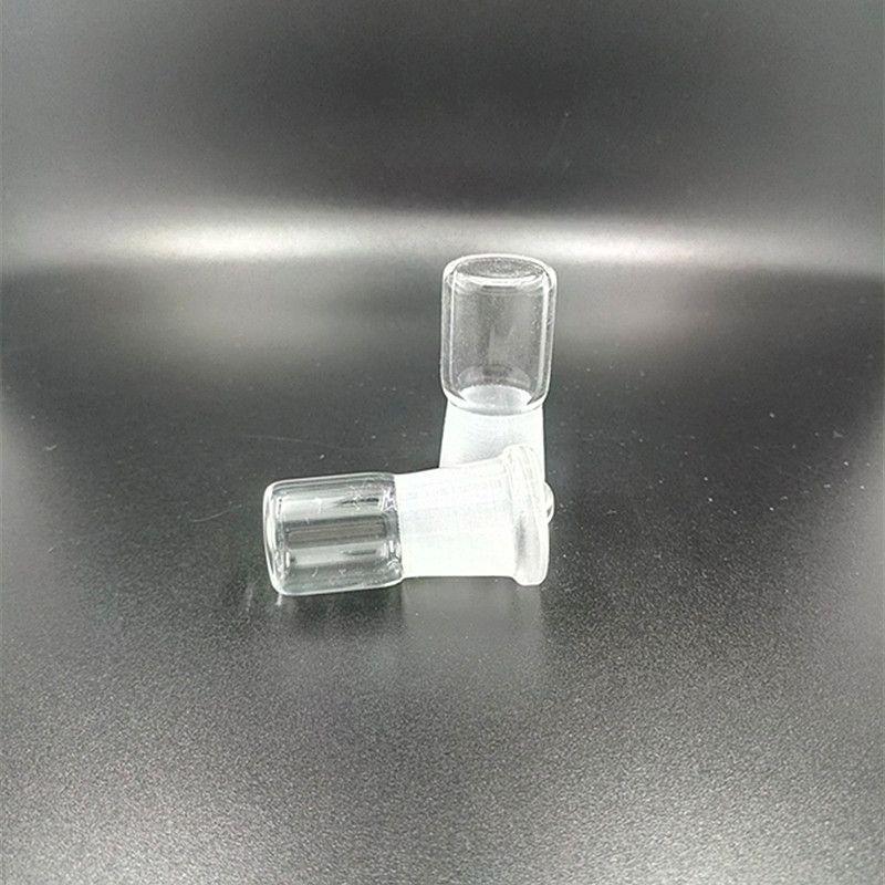 14 mm o 18 mm Conjunto de vidrio Reclamador de aceite Accesorio de recuperación Recogedor Barrilero con cúpula hembra para vidrio Bongs Pipa de agua Dab rig