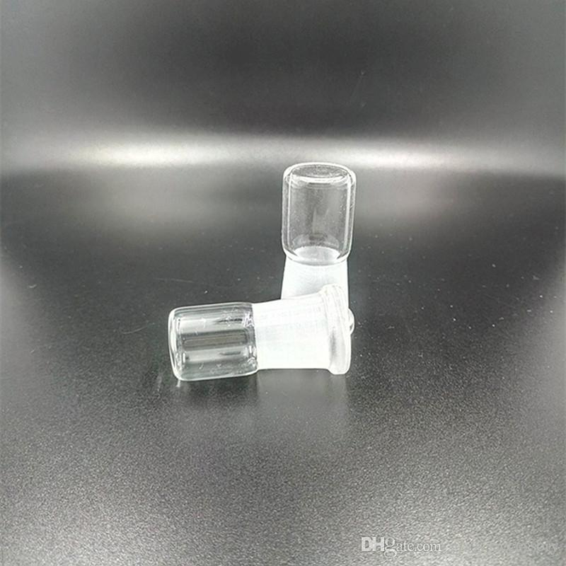 Thick Glass Bong Reclaimer Hat Shape 14.5mm 18.8mm Female Joint reclaimer for a dab rig