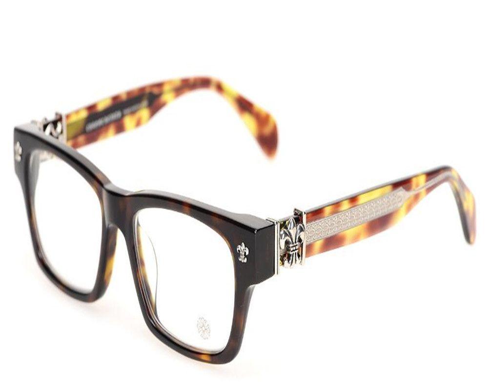 75461562b Compre Óptica Óculos De Armação De Acetato Aro Completo Retro Unissex Marca  Designer Miopia Leopardo Preto Óculos De Leitura Mulheres Homens Oculos De  ...
