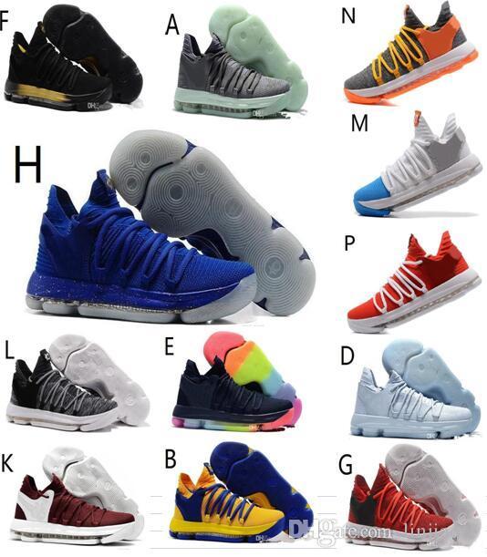 scarpe kd 10 uomo argento
