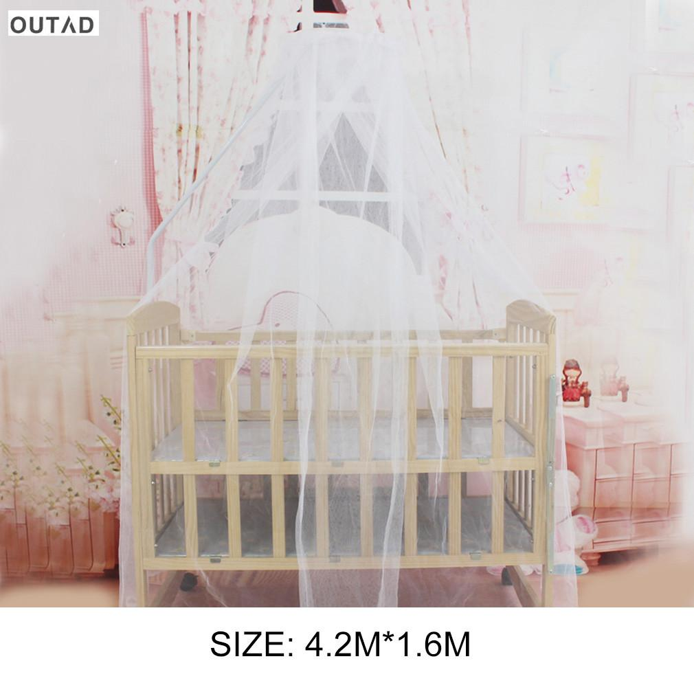 OUTAD Summer Mosquito Net Baby Bed Cradle Net Toddler Infant Bed Tents Princess Mosquito Mesh For Infant Portable Crib Netting Mosquito Net Baby Bed ...  sc 1 st  DHgate.com & OUTAD Summer Mosquito Net Baby Bed Cradle Net Toddler Infant Bed ...
