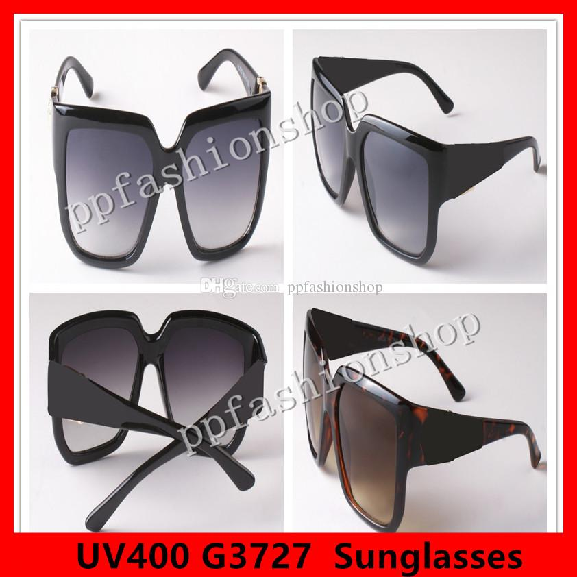 9204ef20f6 Compre Gafas De Sol De Lujo 3727 Hombres Mujeres Marca Diseñador Gafas De  Sol De Moda Estilo Retro Gafas De Sol De Calidad Superior Protección UV  Lente A ...