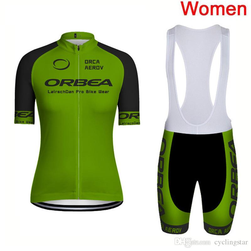 fa503f6d8 2018 Pro ORBEA Summer Women Cycling Jersey Sets MTB Clothing Bicycle Clothes  Maillot Ciclismo Cycling Bike Shirts Bibshorts Suit 81601Y ORBEA Cycling  Jersey ...