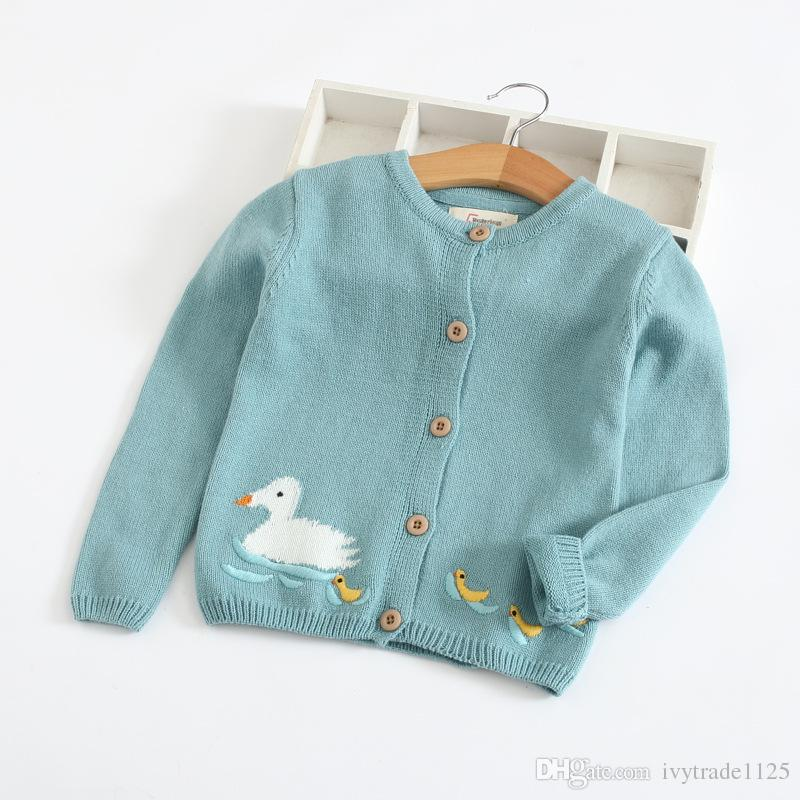 Ins Styles New Hot Selling Girl Kids Spring Autumn Long Sleeve Pure