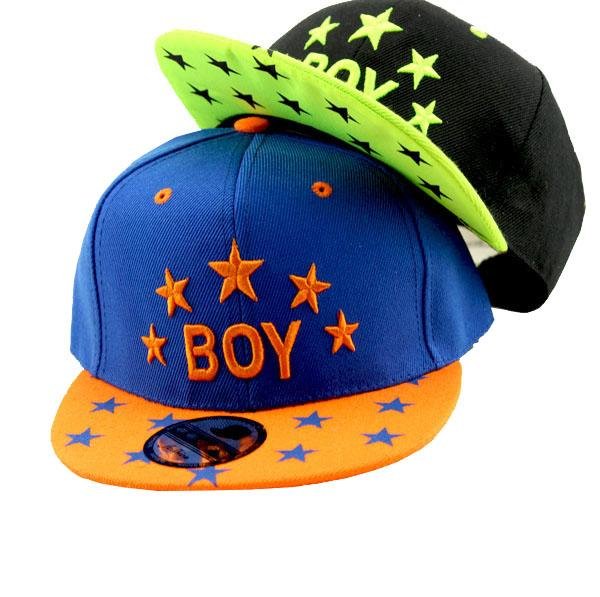 Kids Snapback Caps Children Ball Cap Adjustable Girls Boys Outdoor ... f18e196d86d