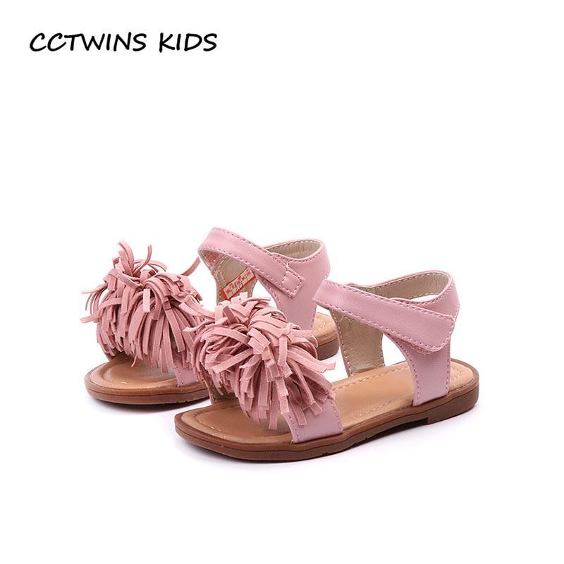 Kids Rose Enfant Chaussures Princesse Été Gland Cctwins Acheter 2018 qaE7ST5w