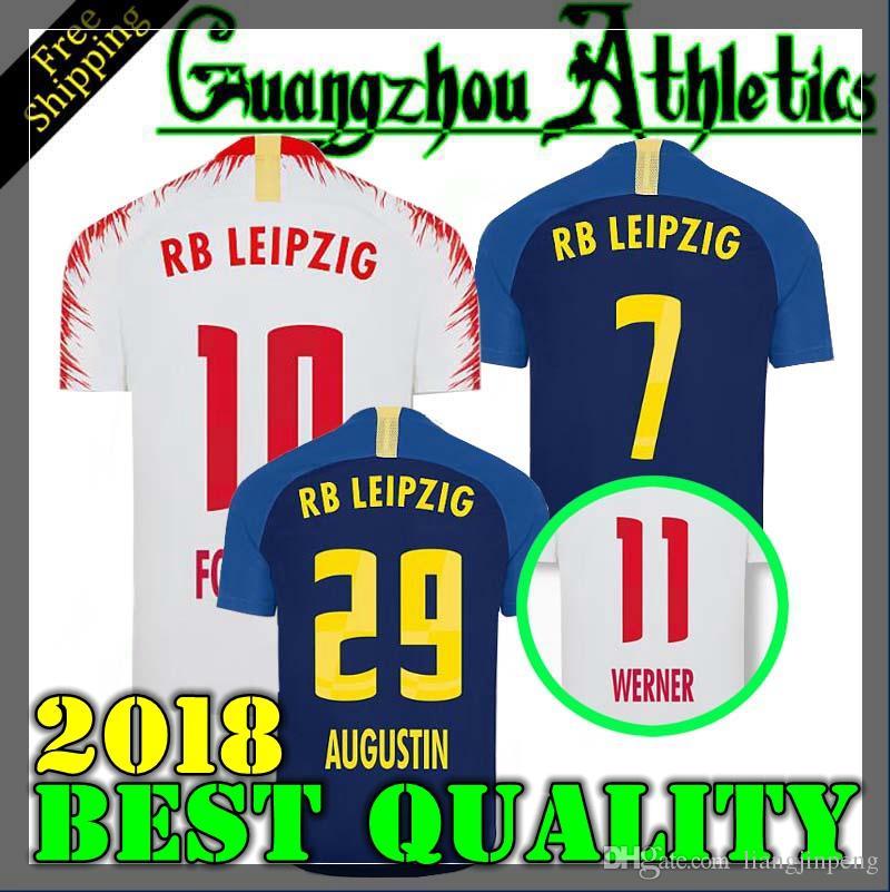 Seconda Maglia RB Leipzig merchandising