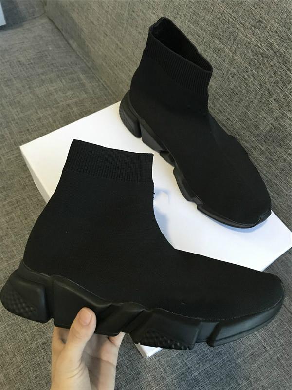 2498bc1e34579 Compre es Calcetines Calzado Entrenador De Velocidad Zapatillas Para Correr  Con Caja Zapatillas De Deporte Calcetines De Entrenamiento De Velocidad ...