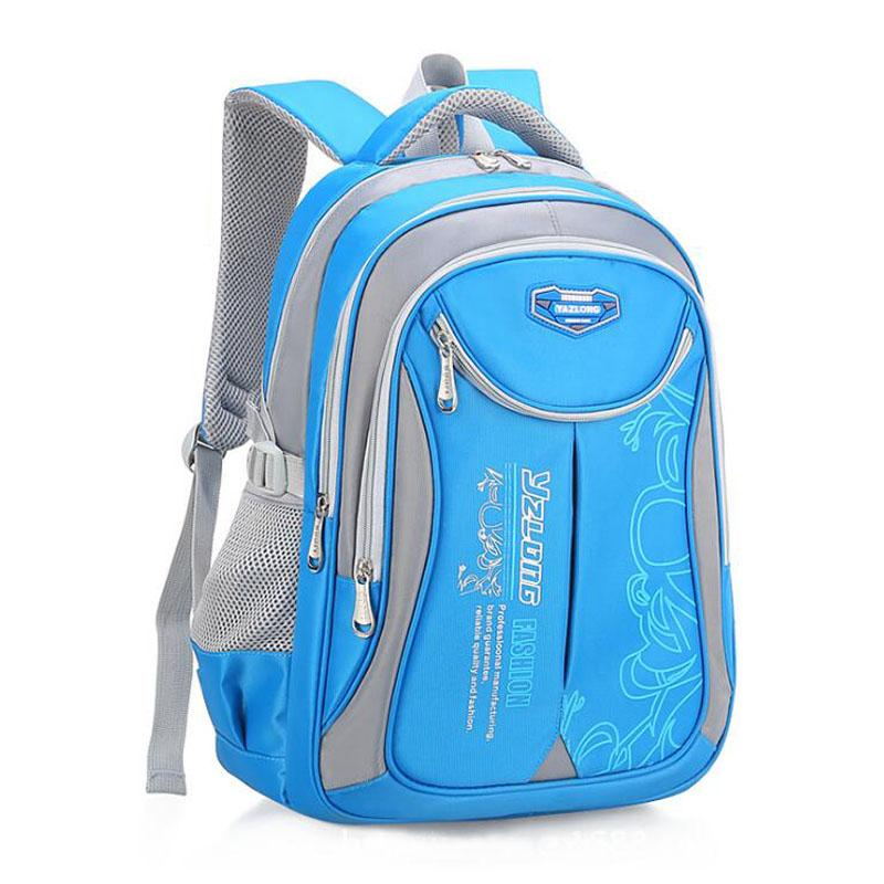 a2b1a3d630 New Hot Backpack Children Schoolbag Kids Primary School Bags for ...