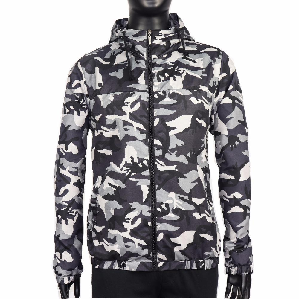 e60af7587e91 Dropshipping Fashion Floral Bomber Casual Camouflage Hoodie Jacket ...