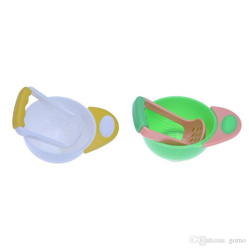 Low Price Grinder Feeding Bowl blue Convenient - Bpa Free