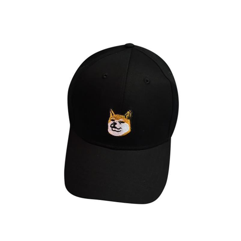 977a1285b82 Women Cap Baseball Cute Dog Cotton Baseball Cap Boys Girls Snapback Hip Hop  Flat Hat Cute Caps For Girls Casquette A8 Mens Hats Baseball Cap From Ekkk