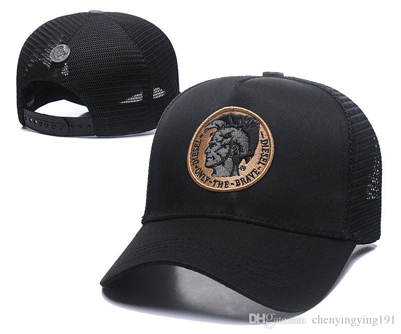 04952a943e9 Fashion Mesh Ball Caps Adjustable Baseball Cap Designer Sun Visor Hats  Casquette Fitted Sports Team Hats Ovo Vintage Snapback Hats G10 Richardson  Hats ...