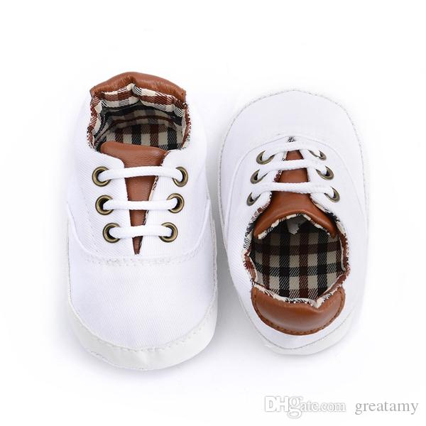 Cute toddler anti-skid sneaker shoes prewalker newborn baby girls boys soft sole shoes casual shoes