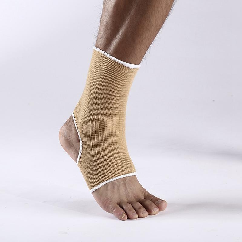 1 Stück Elastische Gestrickte Ankle Brace Unterstützung Band Sport Gym Schützt Therapie Sicherheit & Schutz Arbeitsplatz Sicherheit Liefert