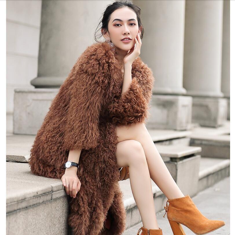 Russian women in fur coats similar