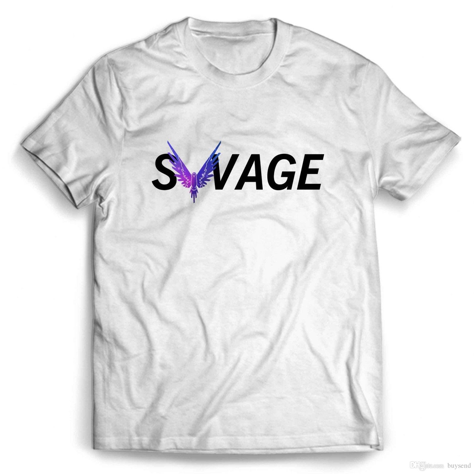 825593a6db7 Maverick Savage Logo Man   Woman T Shirt Random Graphic Tees Quirky T Shirt  Designs From Buysend