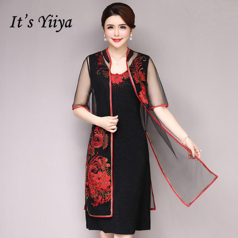 It'S Yiiya Mother Of The Bride Dresses Plus Size Set