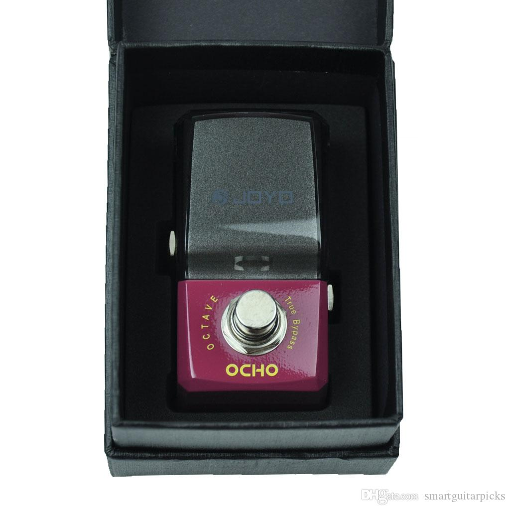 JOYO Ocho Octave Monophonic Mini Guitar Effect Pedal JF330