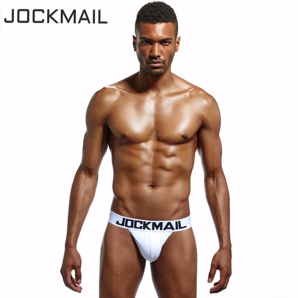 a3eb8f0b6ef 2019 JOCKMAIL Brand High Quality Coon Classic Basis Mens Bikini ...