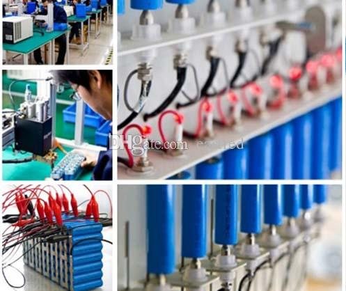 LED 손전등 전원 은행 플랫 가기와 / 많은 3.7은 18650 2200mAh 충전식 리튬 이온 배터리
