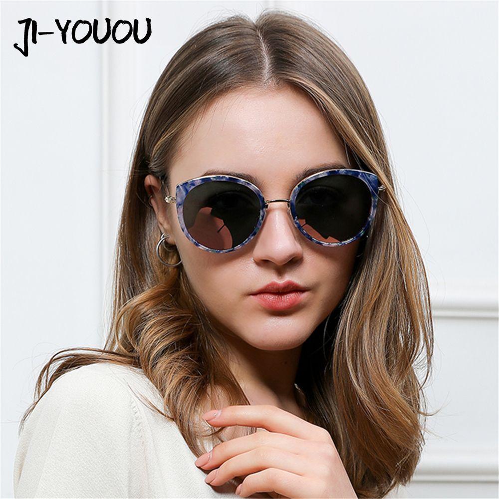 21c134d94dc Sunglasses For Women Brand Designer 2018 New Polarized Hd Oculos Retro  Vintage Luxury Metal Frame Ladies Uv Sun Glasses D18102304 Tifosi  Sunglasses Cheap ...