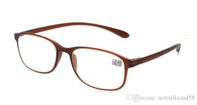 High Quality Ultralight Presbyopia Lenses Women Men Retro Reading Glasses Presbyopic Glasses Unisex Eyeglasses