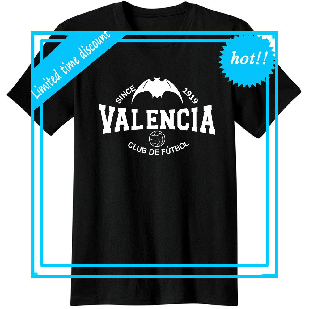 Espana Spain Valencia Fans Fashion Casual Classic Men Tops Tees T