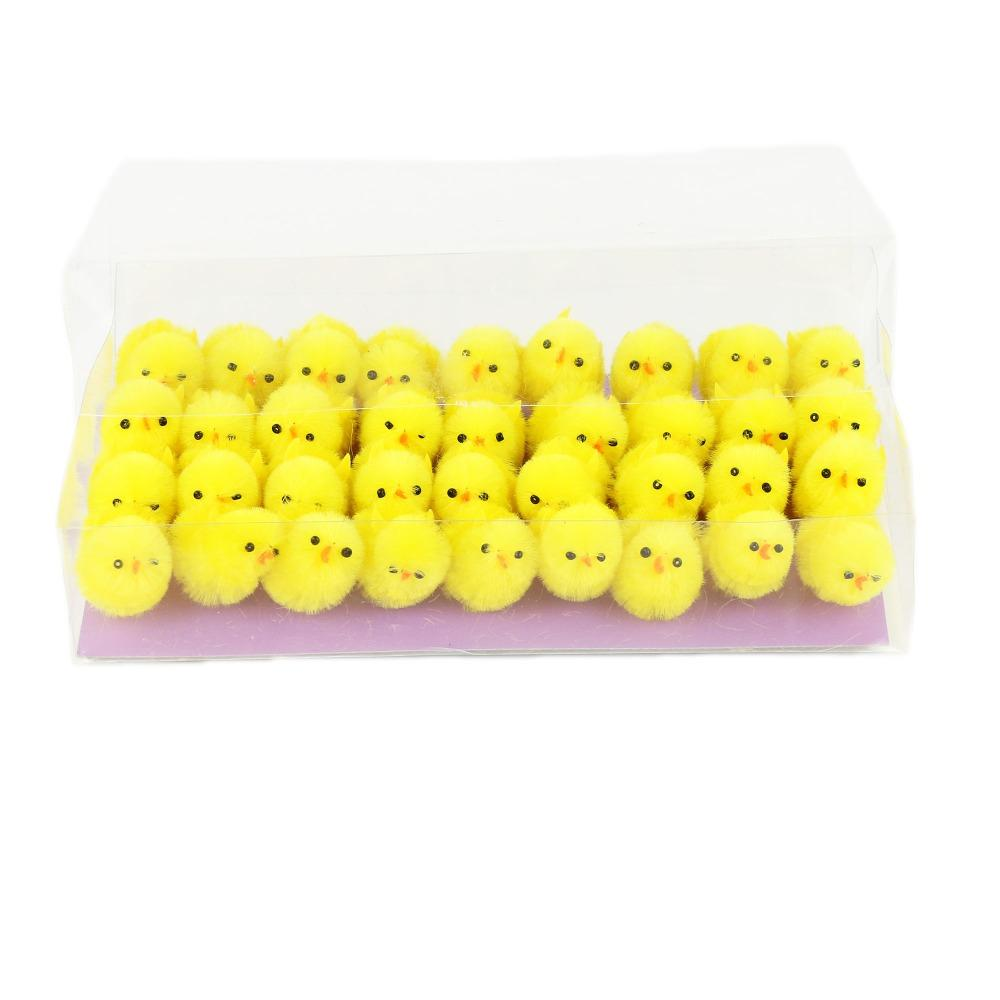 2018 wholesale 2017 pack yellow mini little chicks cute chicken 2018 wholesale 2017 pack yellow mini little chicks cute chicken easter decoration home decor kids gifts from askkit 2864 dhgate negle Images