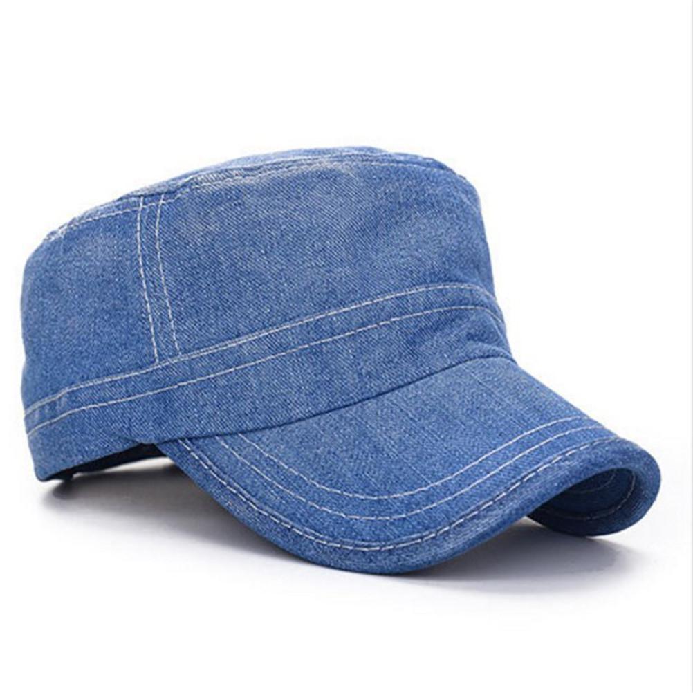 Denim Baseball Cap Men Snapback Caps For Women Men Fashion Golf ... 9c9e48cffe0