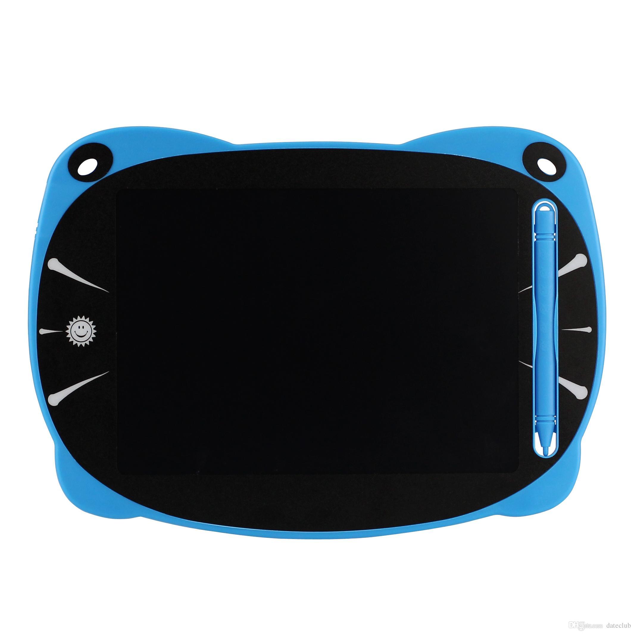 Hot 8.5 pouces LCD Écriture Tablette Pad Écriture Numérique Planche À Dessin Graphique Sans Papier Bloc-Notes Écran Fonction Effacer