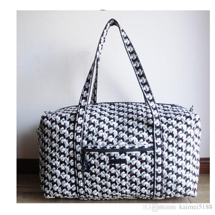 VB Cotton Travel Cotton Duffel Bag Capacity Travel Bags Duffel Carry On Luggage  Best Handbags Cute Handbags From Kaimei5188,  28.43  DHgate.Com f31da9fc69