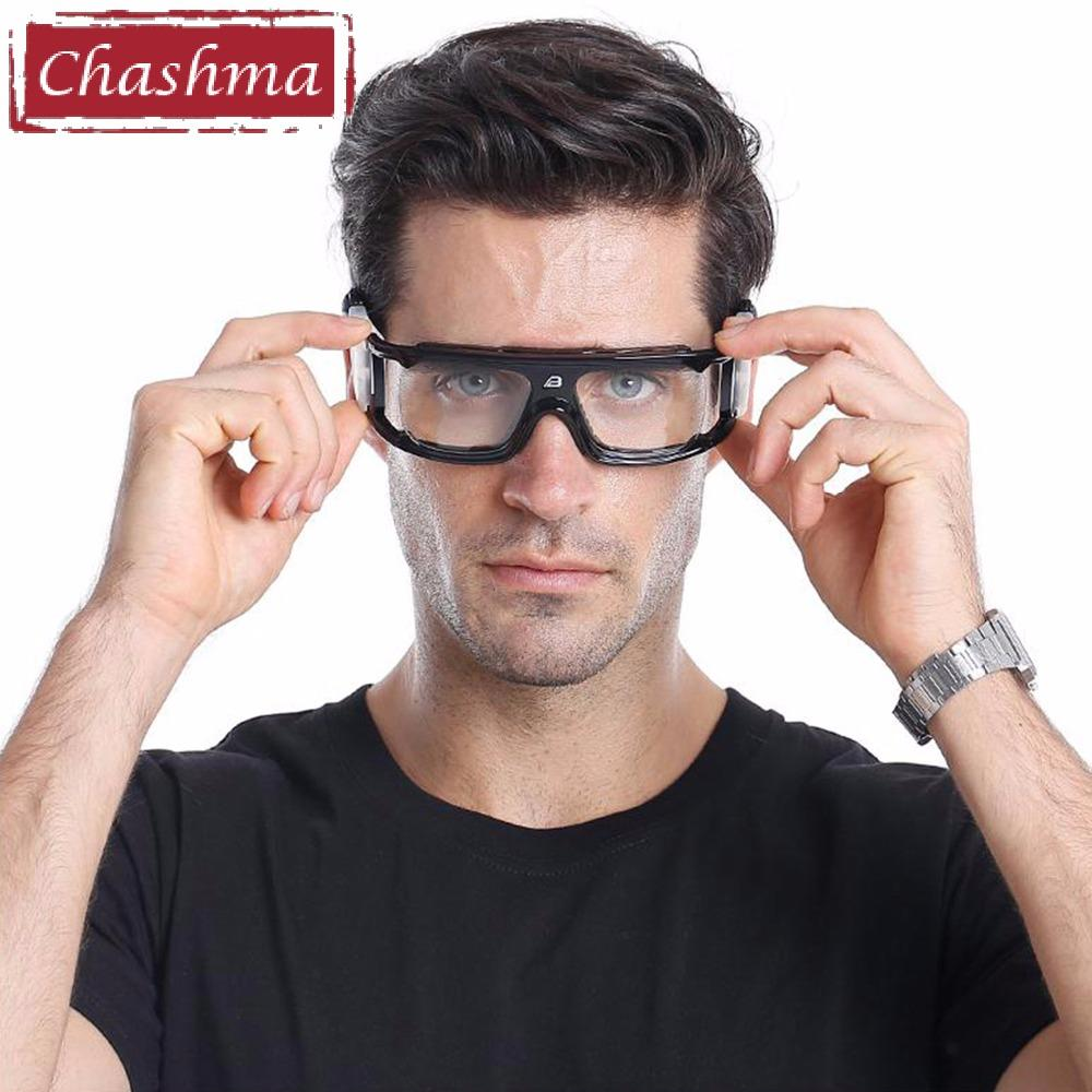 2525eec5647 2019 Chashma Basketball Protective Glasses Outdoor Sports Goggles Football  Mirror Male Men Sports Myopia Glasses Prescription Lenses From Gwyseller