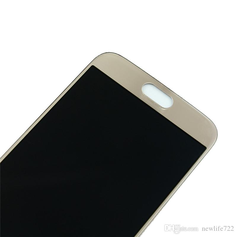Original 100% Tested For Samsung Galaxy S6 G920 G920F G920i G920A Touch Screen Digitizer LCD Display Assembly 5.1inch Cell Phone Repair Part