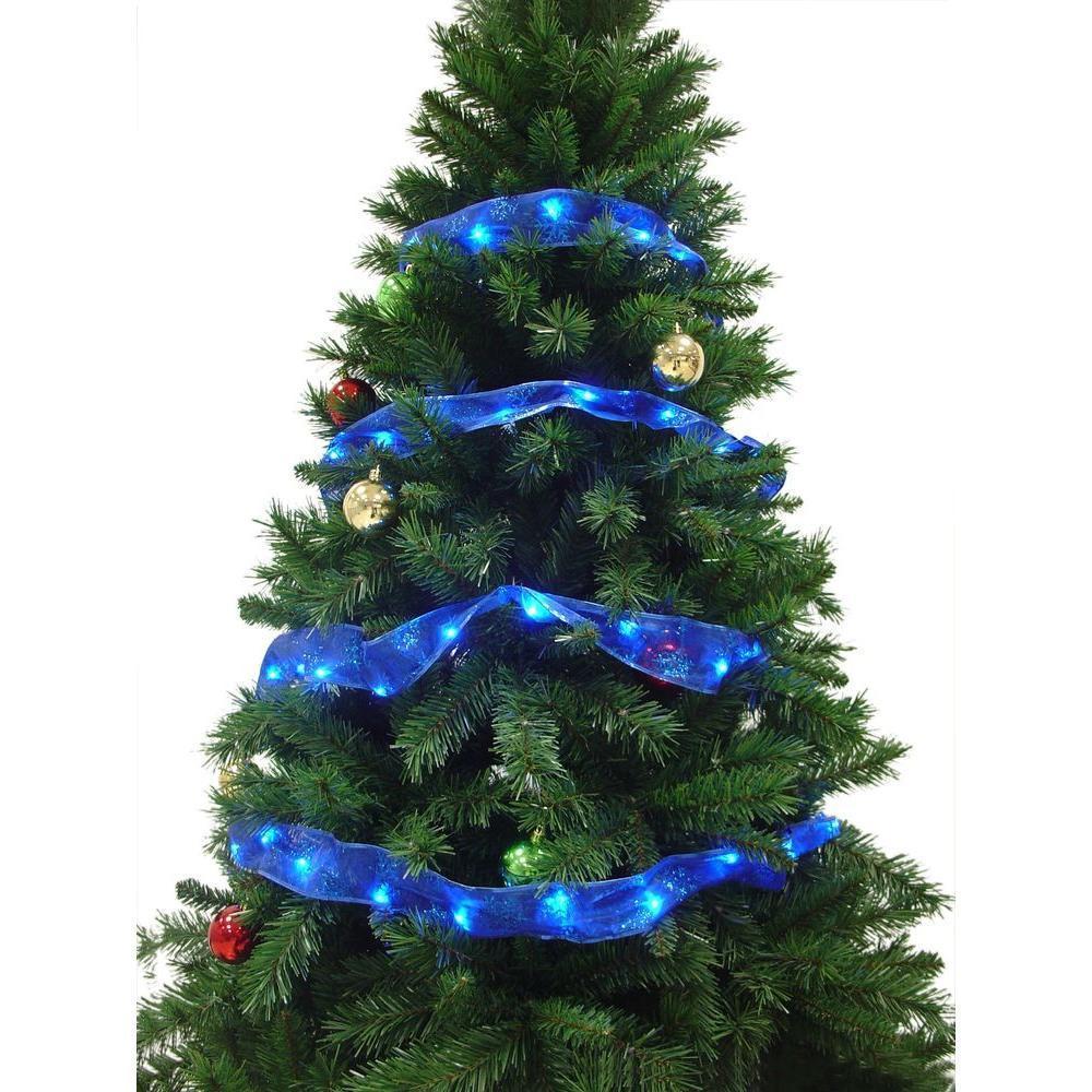 Acheter Led Ruban Lumière Sapin De Noël Vacances Féerique Guirlande