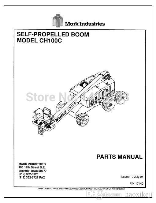 mark lift workshop manual and parts manuals od diagnostic tools rh dhgate com