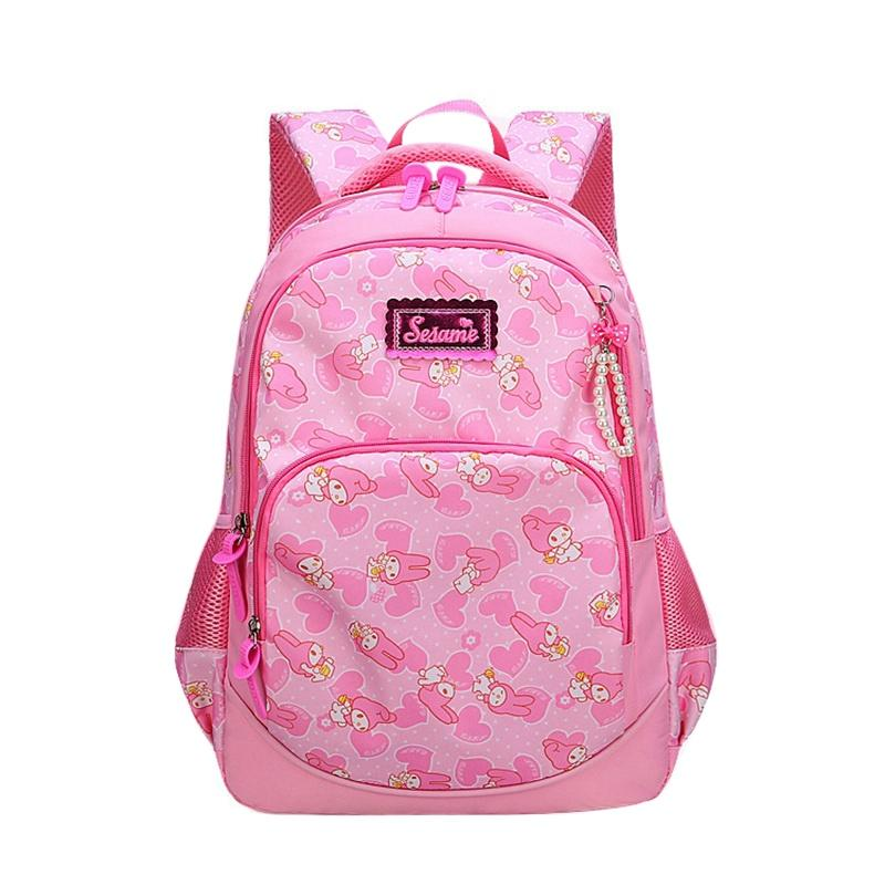 af3cbda9b3 Pink Girls School Bags Primary Middle High School Students Schoolbag  Backpack For Girl Teenagers Kids Children Back Pack Gym Bags For Men School  Bags For ...